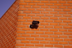 Camera buitenkant Pand Heko Opslag Almelo